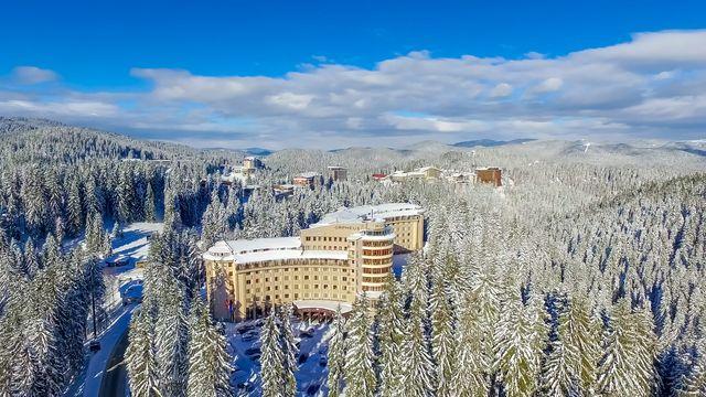 отель Орфеус СПА  Пампорово